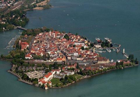 Островные города мира
