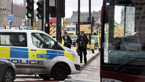 Террористы ИГИЛ взяли на себя ответственность за теракт рядом с парламентом Британии
