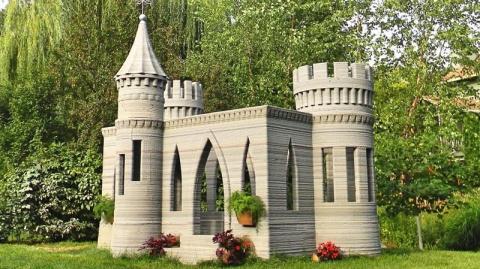 10 весьма необычных способов построить дом