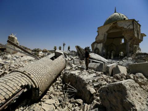 Боевики ИГИЛ* бегут из Мосул…