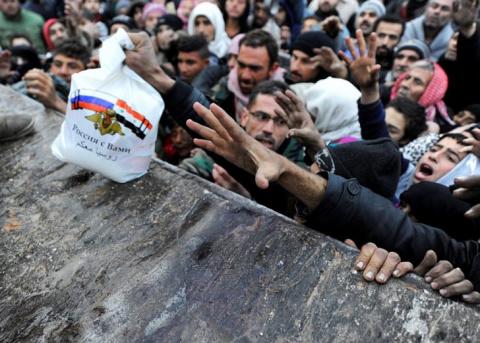 Почему освобождение Алеппо - победа Москвы и позор Барака Обамы