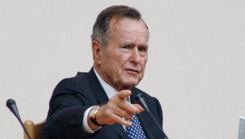 Интервью Буша-старшего от 19…