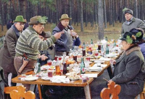 Какие блюда любили советские вожди