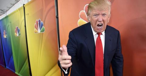 Дональд Трамп принял шокирующее решение в отношении людей с нетрадиционной ориентацией