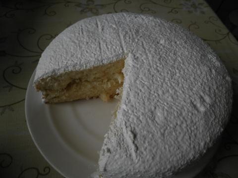 Бисквитная основа для торта, рецепт