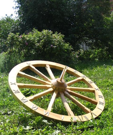 солнечное колесо времени