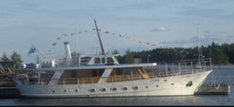 Как предприимчивый финн лишился яхты в Выборге