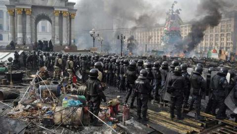 ОтВильнюса доКиева.  Ретроспектива двух «революций»
