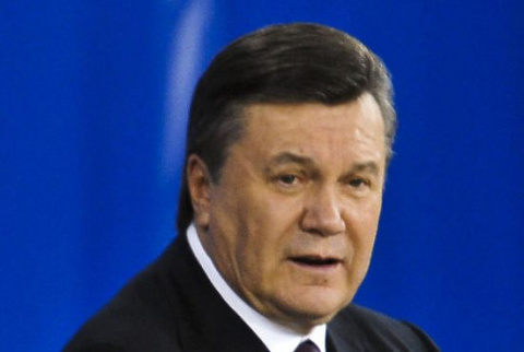 Янукович рассказал о разводе и своем чудесном спасении