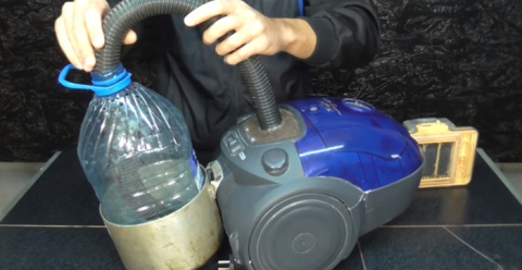 Как улучшить пылесос  своими…