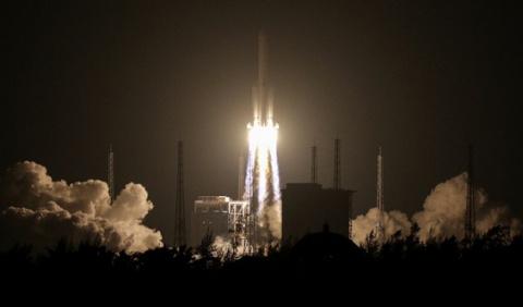 Китай планирует начать освоение космических астероидов