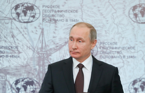 Путин сравнил свою работу с …