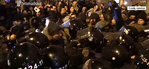Ищенко: в Киеве становится тревожно