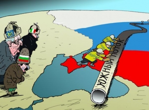 Турецкий поток под угрозой: …