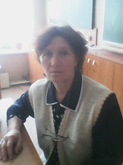 Надежда Носкова (Никишина)