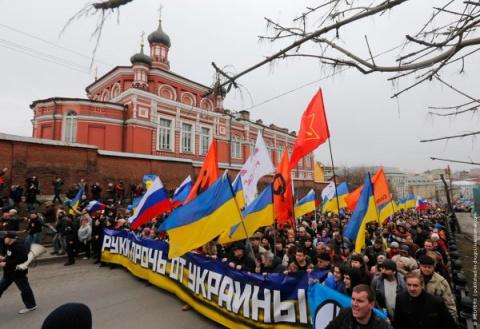 По поводу москвичей, ходивших смотреть укронацистские фильмы