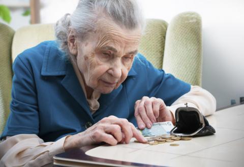Украсть деньги у пенсионеров…