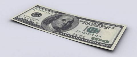 Как выглядит миллиард в 100-долларовых купюрах