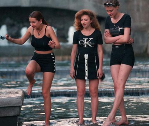 Первое поколение детей, выросших после распада СССР