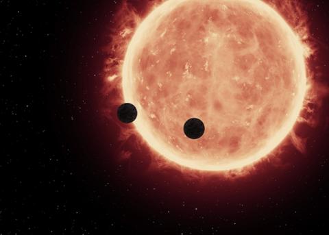 «Хаббл» впервые изучил атмос…
