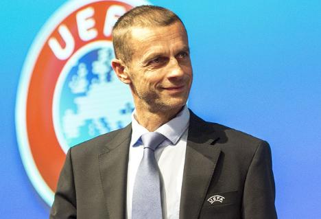 Президент УЕФА не увидел причин отбирать у России ЧМ-2018