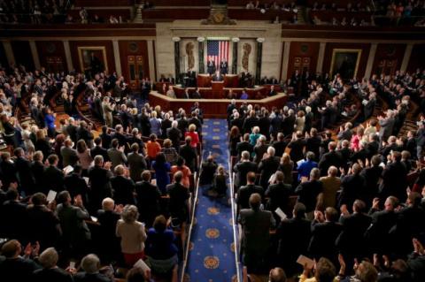 Конгресс США де-факто призна…