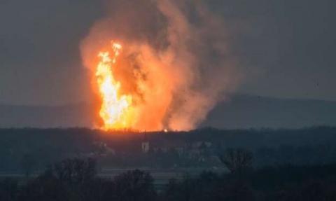 Взрыв в Баумгартене — США ло…