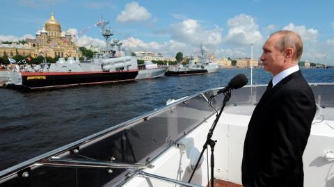 Le Point: Пользуясь слабостью США, Путин воссоздает советскую империю