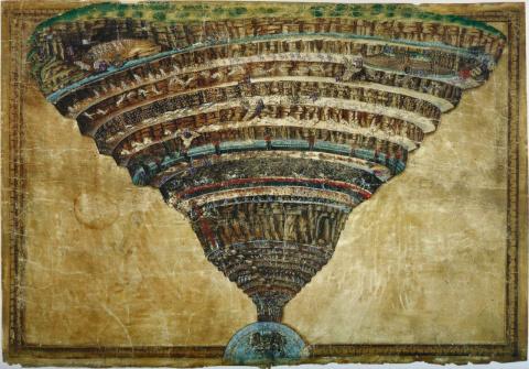 4 ада: как представляли себе…