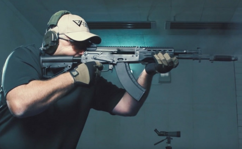 АК-400: новый талисман росси…