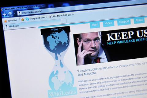 WikiLeaks опубликовала новые…