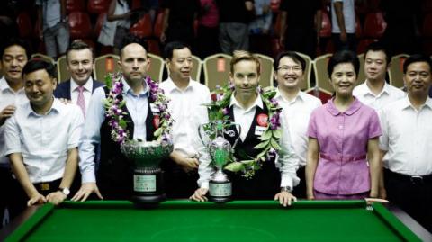 World Open-2017 начинается в Китае