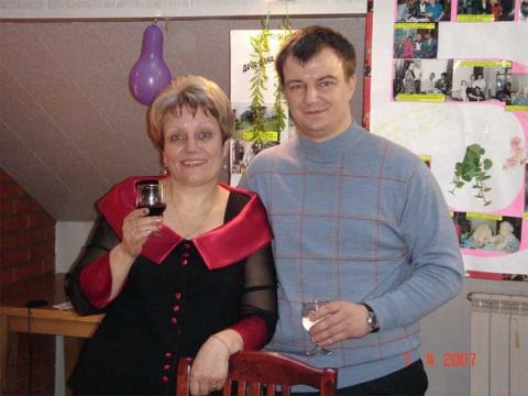 Антонина Чистотина