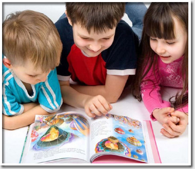 Книги и пазлы развивают дете…