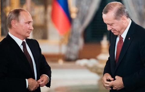 Москва отреагировала на запрет Турции принимать суда из Крыма
