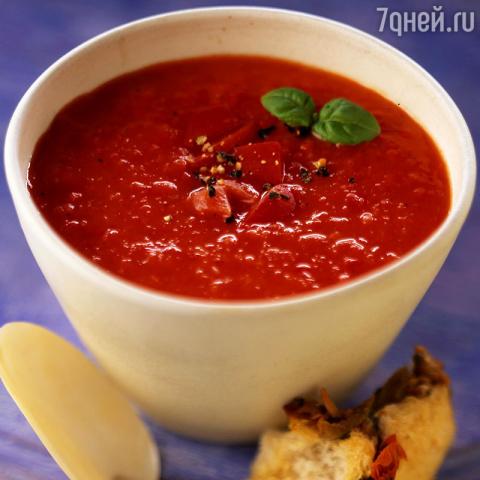 Суп «Томатная мечта»: рецепт…