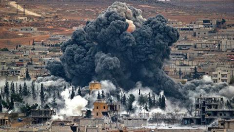 Немного о Сирии: добровольцы из ЧВК Вагнера добивают оставшихся боевиков