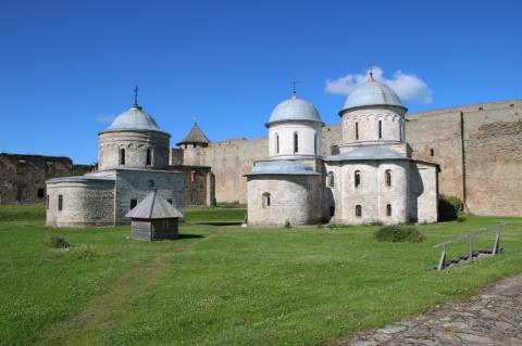 Юбилей Ивангорода: более 5 веков на страже западных границ
