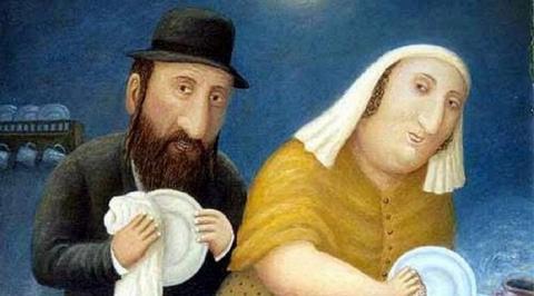 Заповеди идеальной жены, которым почти 400 лет