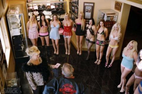 То, зачем идут к проституткам