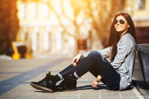 Осенние тенденции street style