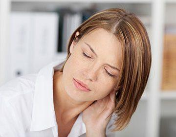 Упражнения для шеи при остео…