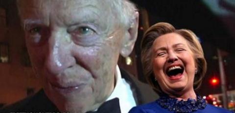 Хиллари Клинтон добралась до…