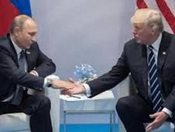 Отношения России и США при Т…