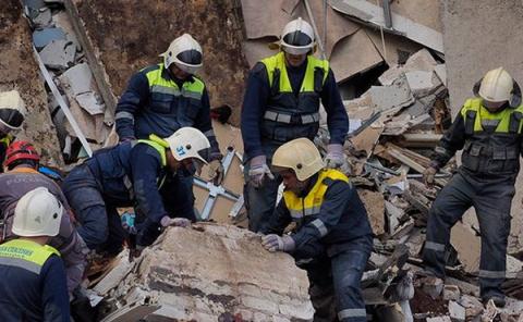 Тело четвертой жертвы взрыва…