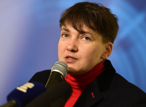Надежду Савченко предложили …