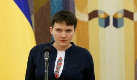 Пьяные откровения Савченко: она поведала о своих слабостях