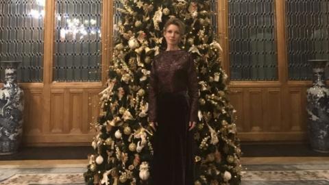 Мария Захарова тепло поздравила россиян с Новым годом