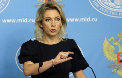 Захарова рассказала о просьб…