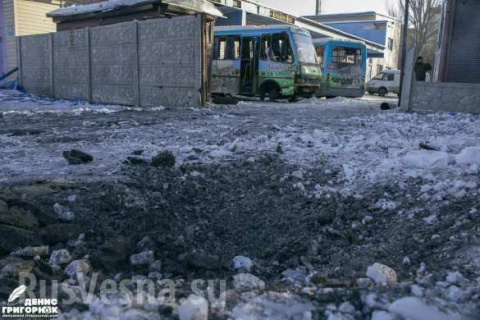 Первая атака Киева на Донбас…